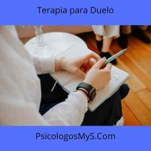 terapia para Duelo