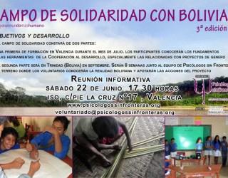 Solidaridad Bolivia