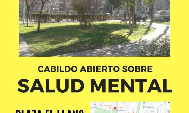 CABILDO ABIERTO SOBRE SALUD MENTAL. San Miguel, Santiago