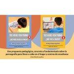 SOBRE LA PREVENCIÓN DE LOS EFECTOS DEL CONSUMO DE PORNO EN MENORES Y JÓVENES. Nuevo libro de José Luis García