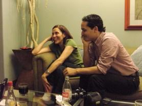 Ana Vélez y Camilo Rico
