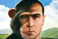 Mono y Hombre