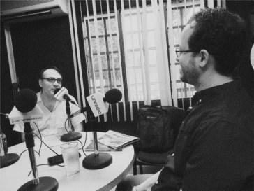 Juan Diego Vélez y Carlos Andrés Naranjo