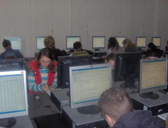 Laborator informatică