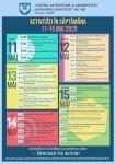 Activităţi ale Centrului de Învăţare al UAIC, în perioada 11-15 mai