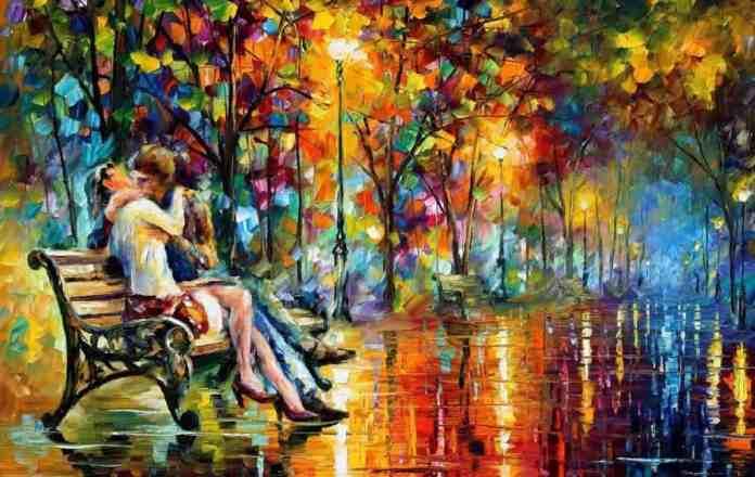 strastvena ljubav