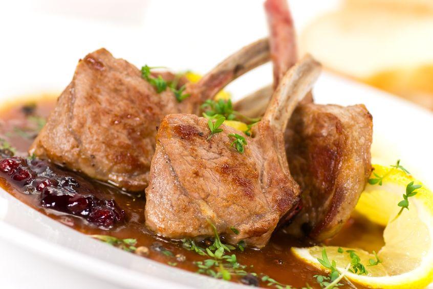 Kuvajte sa Frojdom: Šarko jagnjeći kotleti