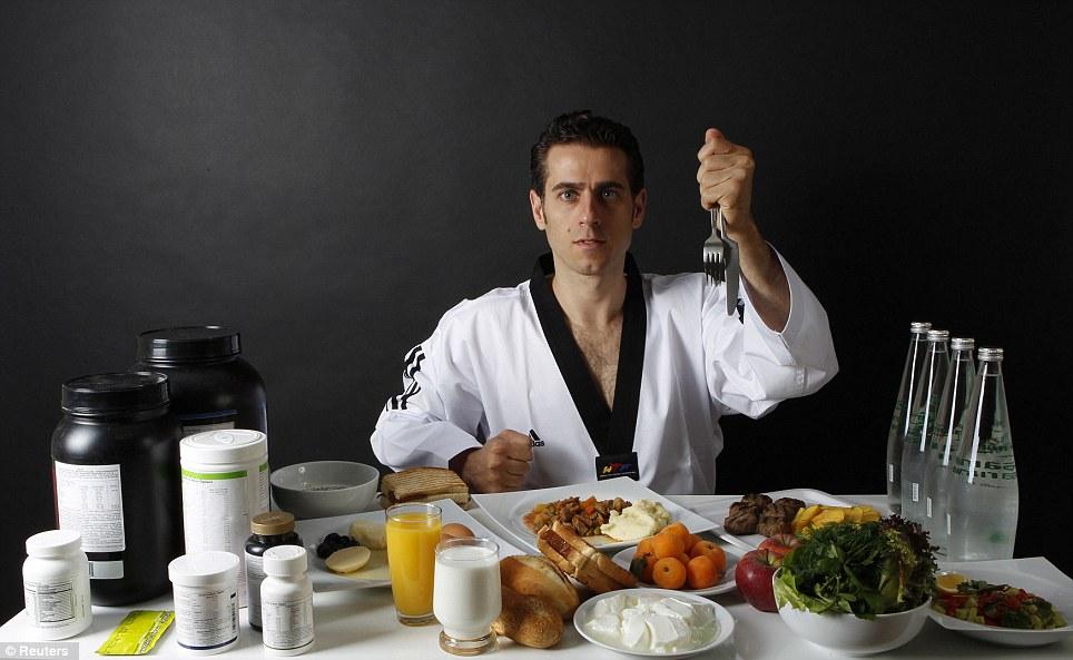Poremećaji ishrane kod sportista
