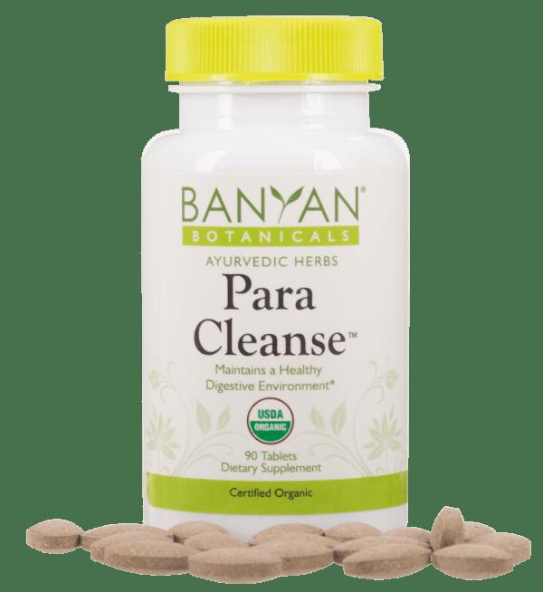 Para Cleanse 500 mg 90 tabs by Banyan Botanicals