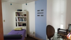 North Therapy Room - North Wall