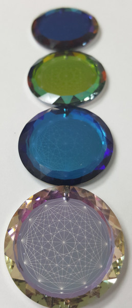 The Esogetics Soul Spirit Crystals