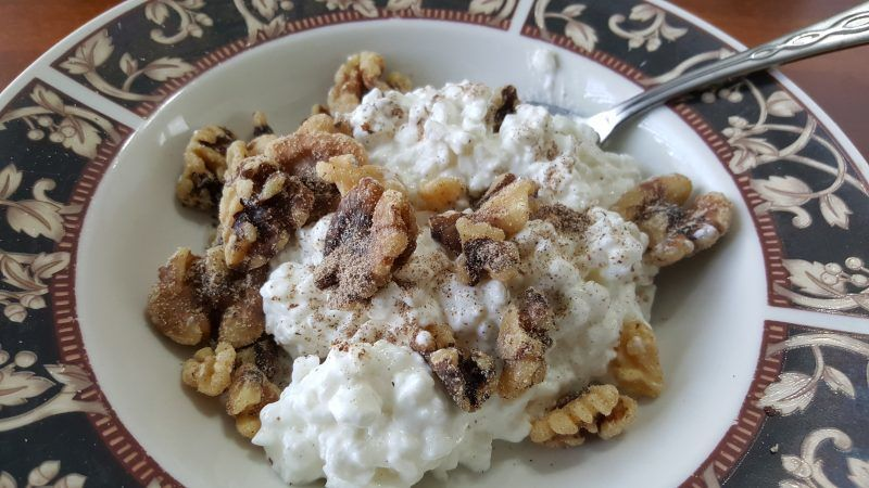 Cottage Cheese Dish