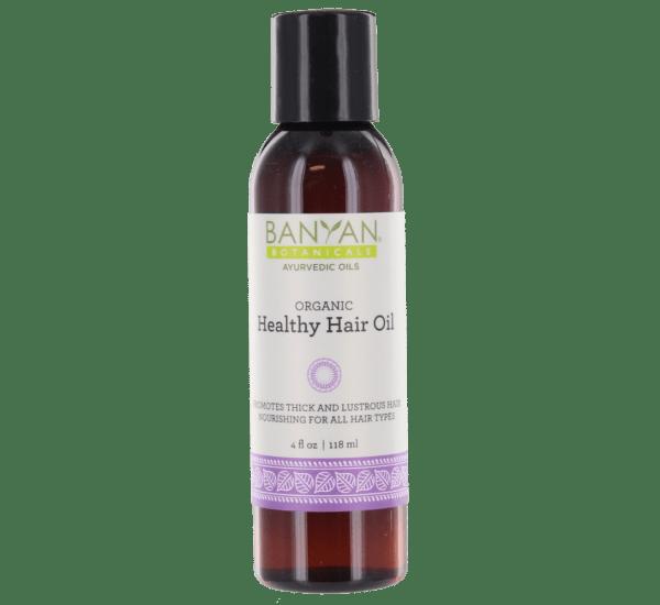 Healthy Hair Oil, 4 fl oz - Banyan Botanicals