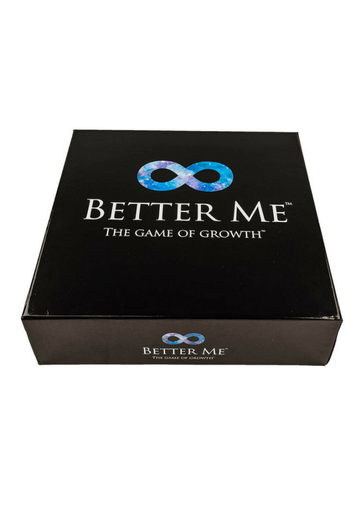 Better Me game - box