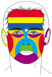 Esogetics Color Facemask