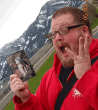 Matt Cates - Qigong Practitioner