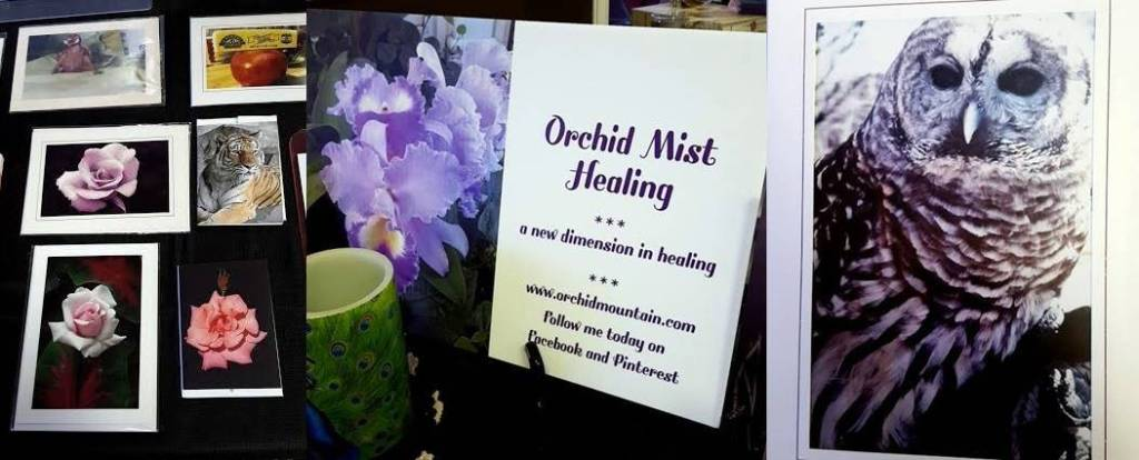 """What is..."" Series: Orchid Mist Healing 1"