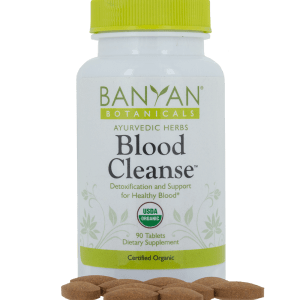 Blood Cleanse, 90 tab by Banyan Botanicals