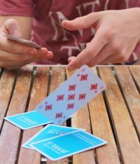 Poker and Blackjack involve interaction with other people, thus, your social wellbeing is also maintained
