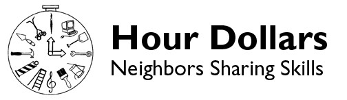 HourDollars - Neighbors Sharing Skills