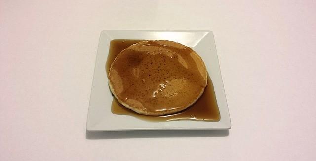 Pancake Recipe with Ayurvedic Herbs for Digestion