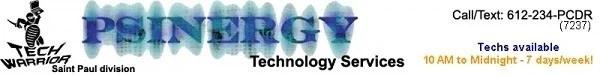 Psinergy TechWarrior St. Paul TechNews for April