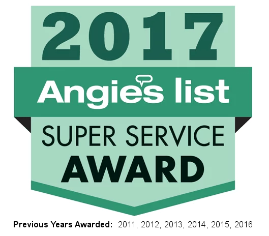 2017 Super Service Award - 7 years in a row for Computer Repair Services