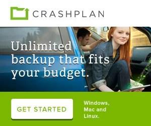 CrashPlan for Home & Family
