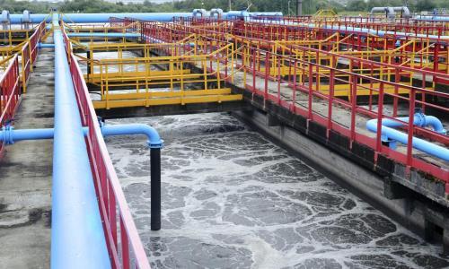 Water Treatment Plant Pentashiva Infraventures Pvt Ltd