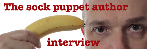 Chris Page sock puppet author interview