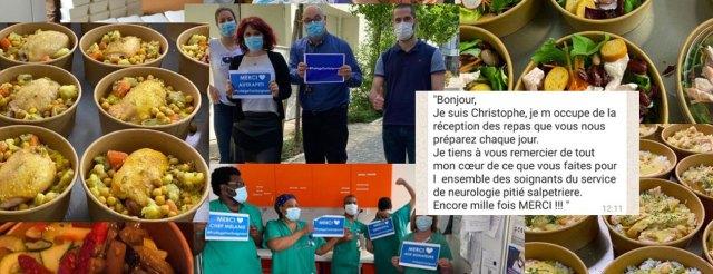 Action de solidarité Avekapeti