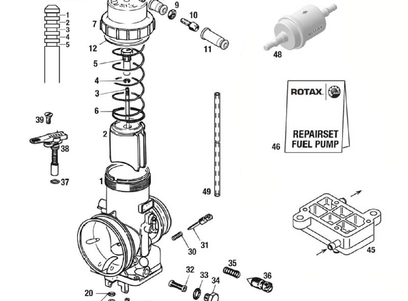 Carburetor Boutique Psl Karting