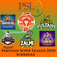 PSL 5 Teams Squad, Schedule & Fixtures | PSL 2020 Live Stream, TV Channels Broadcasting