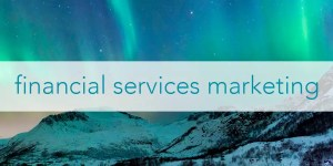 financial services marketing