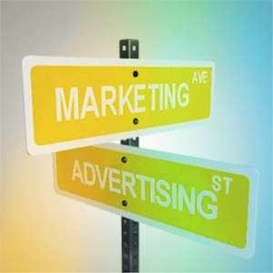 corner of marketing and advertising