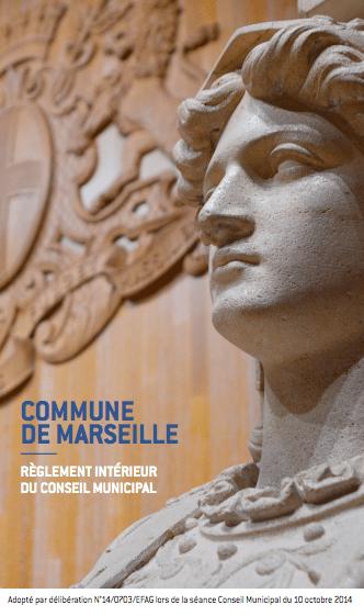 Réglement intérieur du Conseil Municipal