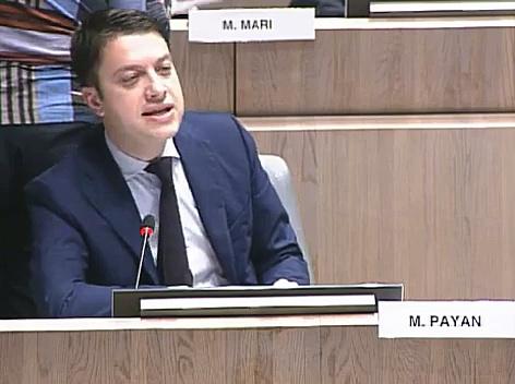 Benoit Payan défend le budget de la culture