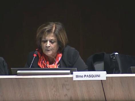 Marguerite Pasquini déplore la fin du soutien de la ville de Marseille au théâtre de l'Astronef