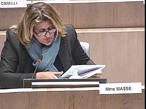 Florence Masse revient sur l'urbanisation de certains quartiers