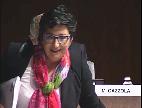Roland Cazzola pointe les manques dans le rapport sur le développement durable à Marseille