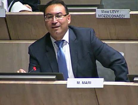 Stéphane Mari intervient sur la concertation du PRU de Malpassé
