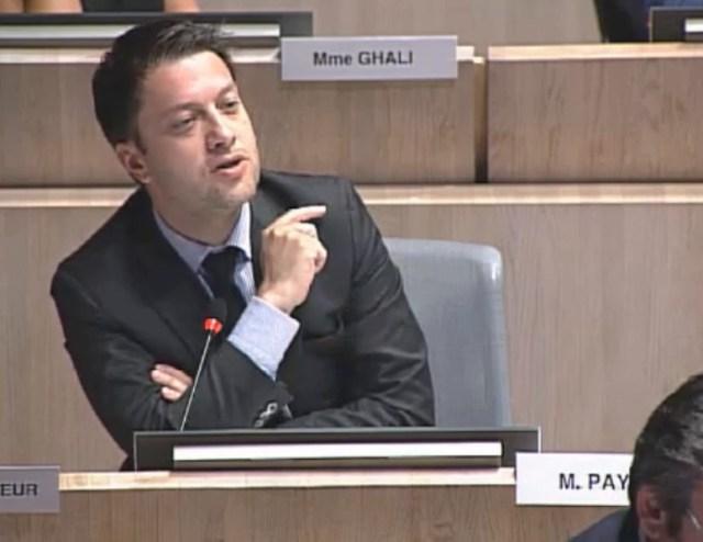 Benoit Payan déplore une Mairie d'arrondissement à 7 millions d'euros