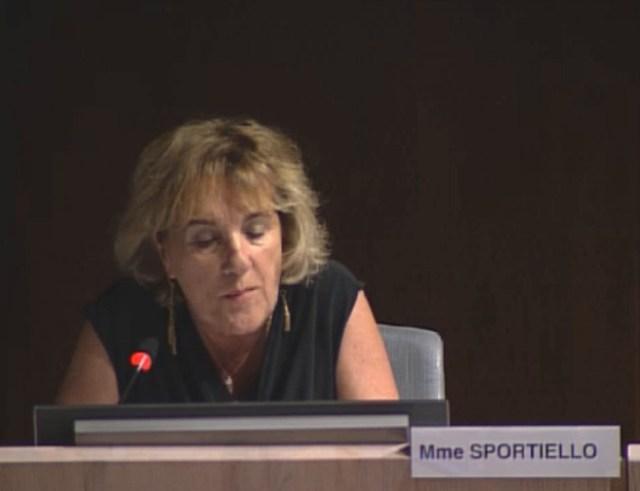 Josette Sportiello défend les commerces de centre-ville, après les incidents du Vieux-Port
