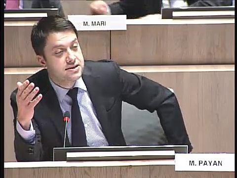 Benoît Payan dénonce l'état de saleté des rues de Marseille