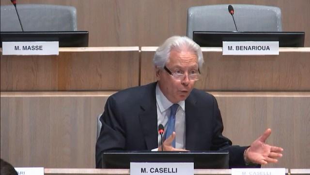 Corderie : Eugène Caselli demande solennellement la protection du site antique