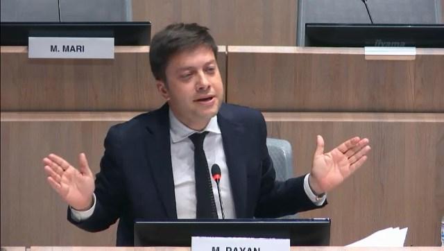 Benoît Payan intervient sur l'urbanisme