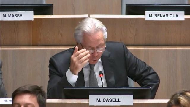 Ravalement de façades : Eugène Caselli demande d'autres priorités pour le centre-ville !