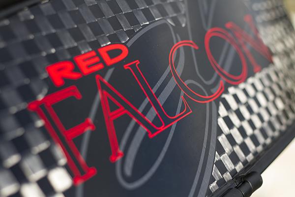 c4 red falcon