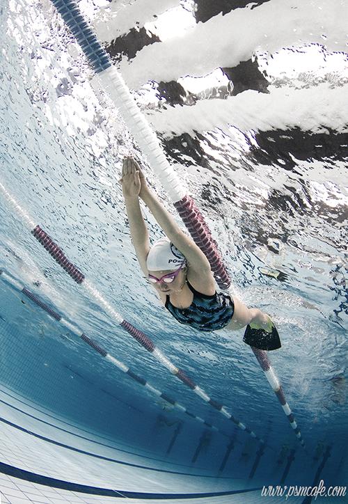 La Madwave Dolphin Monofin en action
