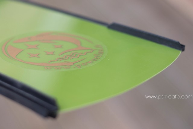 Powerfins fibre green